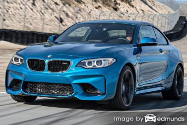 Insurance quote for BMW M2 in Greensboro