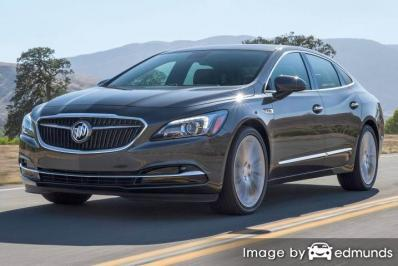 Insurance quote for Buick LaCrosse in Greensboro