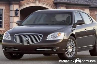 Insurance quote for Buick Lucerne in Greensboro