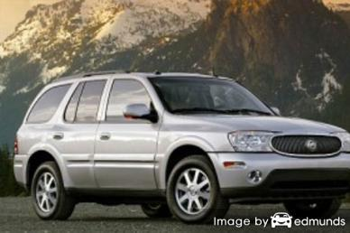 Discount Buick Rainier insurance