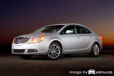 Insurance rates Buick Verano in Greensboro