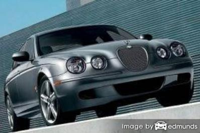 Insurance rates Jaguar S-Type in Greensboro