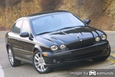 Insurance quote for Jaguar X-Type in Greensboro