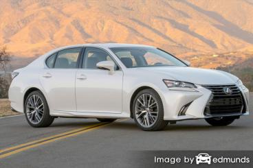 Insurance quote for Lexus GS 350 in Greensboro
