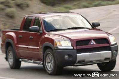 Insurance for Mitsubishi Raider