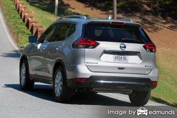Insurance quote for Nissan Rogue in Greensboro