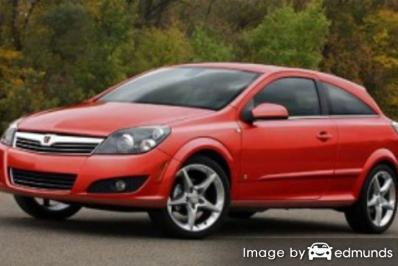 Insurance quote for Saturn Astra in Greensboro