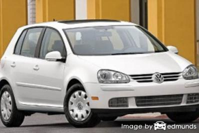 Insurance for Volkswagen Rabbit